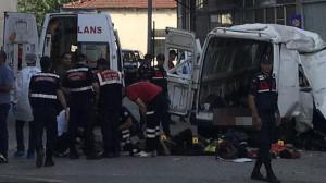 Die Todesfahrt von Meric in der Türkei forderte das Leben von mindestens 10 Menschen auf der Flucht