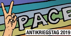 Antikriegstag am 1. September 2019