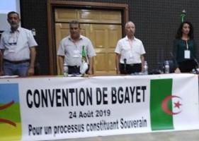 Die Konvention vom 24. August 2019 bei der Gewerkschaften und Linke ein demokratisches Minimalprogramm verabschiedeten