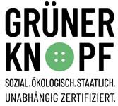 "Siegel ""Grüner Knopf"""