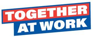 """Kampagne """"Together at work"""": Tarifbindung mit vereinten Kräften stärken"""