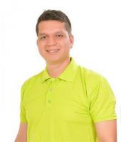 Abel Rivera von Sinaltrainal kandidiert bei den Komunalwahlen in Kolumbien 2019 für die Grüne Partei - und wird von Paramilitärs mit dem Tod bedroht