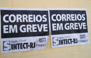 Poststreik in Rio de Janeiro gegen Privatisierung: Für den 11.9.2019 von Tausenden ohne eine Gegenstimme beschlossen