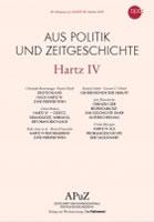 """Zeitschrift """"Aus Politik und Zeitgeschichte"""" zum Thema """"Hartz IV"""""""