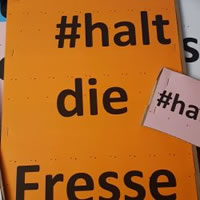 #haltdiefresse