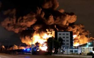 Der Brand, der aus Rouen Seveso machte?