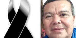 Jorge Alberto Acosta, Bananengewerkschafter in Honduras, am 16.11.2019 ermordet