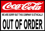 Coca Cola: Out of Order