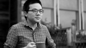 Der festgenommene Chen Weixiang im Sommrt 2017