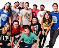 """Die brasilianische Satiregruppe """"Porta dos Fundos"""" (Hintertür), auf deren Einrichtungen ein Brandanschlag von Fachisten im Dezember 2019 organisiert wurde"""