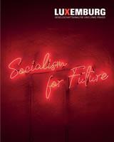 Zeitschrift LuXemburg 3/2019: »Socialism for Future«