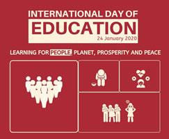 Internationaler Tag der Bildung am 24.1.