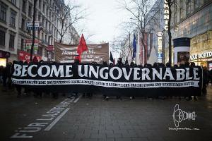 Die Alternative zum Kurs der Grünen nach Rechts - Demo in Wien
