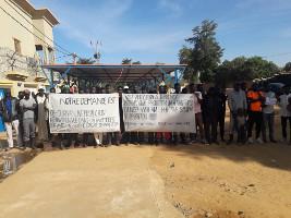 Seit März 2019 gehen die Proteste von Flüchtlingen im Niger immer weiter - an dem Betrug, den die EU an ihnen begeht
