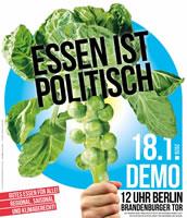 """[18. Januar 2020 in Berlin] """"Wir haben es satt!"""" Agrarwende anpacken, Klima schützen!"""
