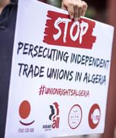 Das algerische Regime lässt weitere Büros unabhängiger Gewerkschaften schließen - und weitere ihrer Aktivisten festnehmen