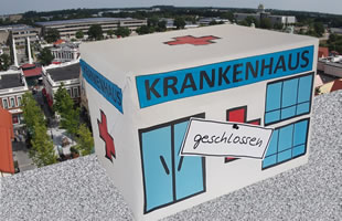 Gemeingut in BürgerInnenhand (GiB) e.V.: Krankenhausschließungen jetzt stoppen!