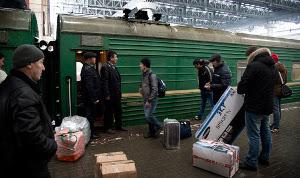 Am 18.3.2020 sassen über 100.000 Migranten in Russland fest...