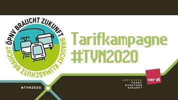 Tarifrunde 2020 im Nahverkehr