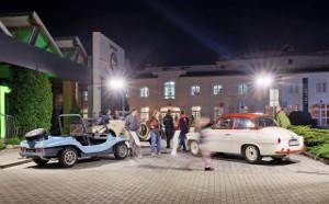 WAs in Wolfsburg 2 so Freizeit heisst: Skoda-Museum...
