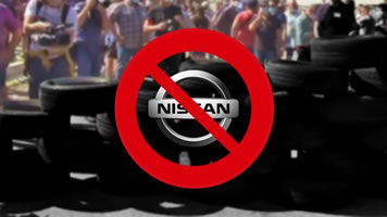 """Streik bei Nissan (in der Nähe von) Barcelona: Gegen einen Schließungsplan, den das Unternehmen wohl """"im Sommer"""" offiziell verkünden möchte..."""