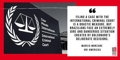 Gewerkschafter verklagen Bolsonaro in Den Haag: Brasiliens Staatschef werden Verbrechen gegen die Menschlichkeit in Coronakrise vorgeworfen