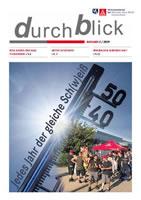 """""""Durchblick"""" 3/2019 für die Mitglieder bei Daimler in Wörth"""