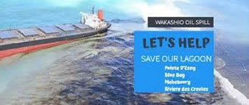 Mauritius: Ecological Tragedy Unfurls as Wakashio Spills Crude Oil