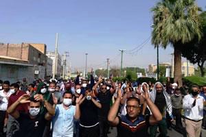 Aufruf der Haft Tappeh-Belegschaft zur öffentlichen und weltweiten Solidarität mit den Streikenden im Iran