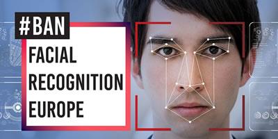 #BanFacialRecognitionEU: Petition für das Verbot der Gesichtserkennung in Europa