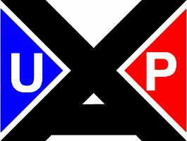Das logo von Allendes Wahlbündnis Unidad Popular 1970