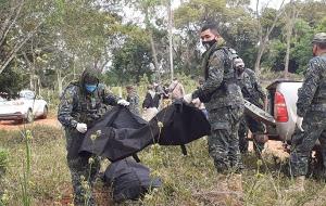Paraguays Armee und ihr für kleine Mädchen tödlicher Kampf gegen den Terror...