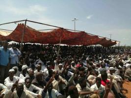 Ab August 2020 über einen Monat im Streik: Kenana Arbeiter im Sudan