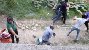 Rassistischer Überfall auf kurdische Landarbeiter in der Türkei September 2020
