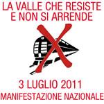 NoTav: Bewegung gegen die Zug-Hochgeschwindigkeitsstrecke Turin-Lyon