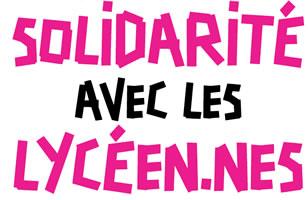Französische Basisgewerkschaft SUD solidarisch mit dem Schülerstreik im November 2020