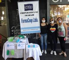 Kooperatives Labor «Farmacoop» in Argentinien