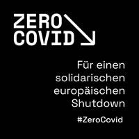 [Kampagne] #ZeroCovid: Das Ziel heißt Null Infektionen! Für einen solidarischen europäischen Shutdown