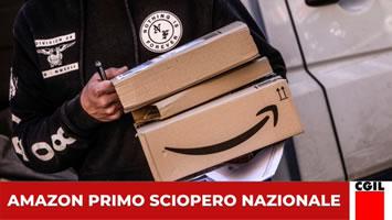 22. März 2021: italienweiter Streik bei Amazon