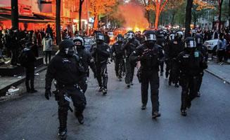 1. Mai 2021 in Berlin (Foto: Umbruch Bildarchiv)