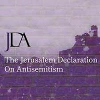 Jerusalemer Deklaration zu Antisemitismus