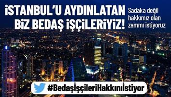 [Türkei] Tausende Beschäftigte der Elektrizitätswerke von Istanbul beginnen spontanen Streik gegen die Armutslöhne