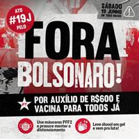 Neue Protestwelle in Brasilien gegen Bolsonaros Corona-Politik