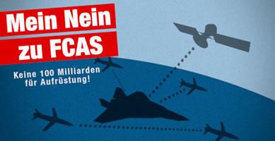 """""""Nein"""" zu FCAS!"""