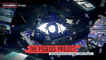 """amnesty.de: """"Projekt Pegasus"""": Spionage-Software späht Medien, Zivilgesellschaft und Oppositionelle aus"""
