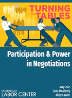 """Jane McAlevey: """"Turning the Tables: Participation and Power in Negotiations"""""""