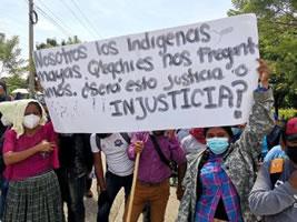 Proteste gegen Nickelmine in Guatemala: Polizeigewalt und Ausnahmezustand in El Estor