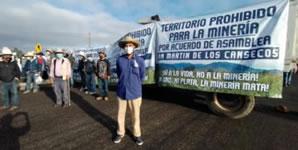 Mexiko: Zunehmende Konflikte um Bergbauprojekt von Fortuna Silver Mines in Oaxaca